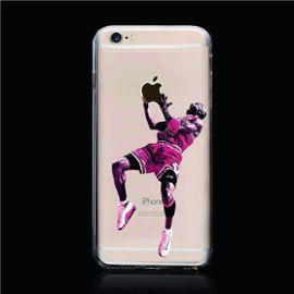 coque iphone 6 6s plus 5 5 jordan air nba basketball sport silicone souple tpu 1219256133 ML