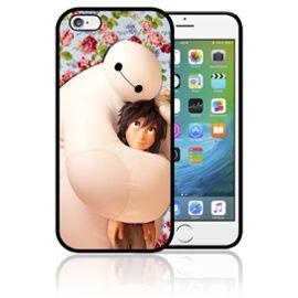 Coque iPhone 7 PLUS et iPhone 8 PLUS Les Nouveaux Heros Big Hero 6 Baymax Disney0257