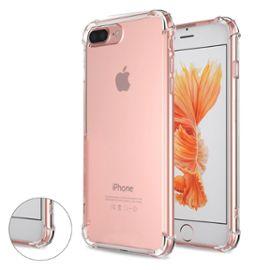 coque iphone 7 plus iphone 8 plus garantie a vie welkoo coque iphone 7 plus housse iphone 8 plus en silicone renforce shockproof anti choc couleur transparente souple et flexible compatible avec l iphone 7 plus et l iphone 8 plus 1199272664 ML
