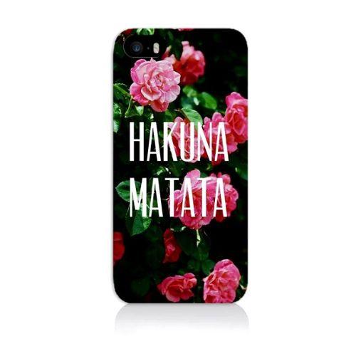 coque iphone 7 plus hakuna matata