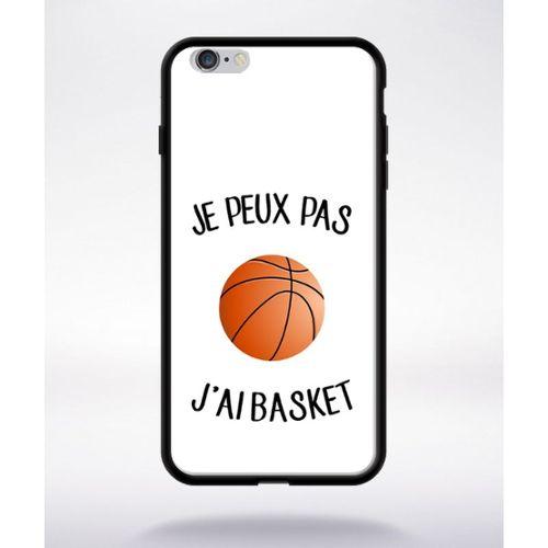 coque iphone 6 silicone basket