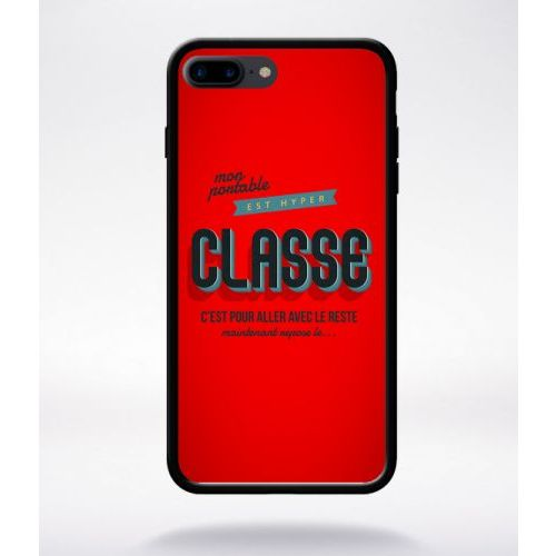 coque iphone 7 classe
