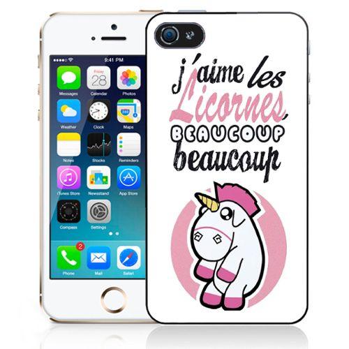coque pour iphone 4 en licorne