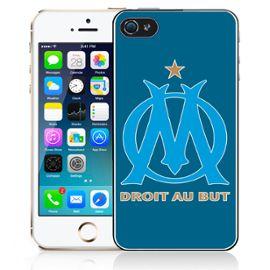 coque pour iphone 4 4s logo om marseille big fond bleu 1253146682 ML