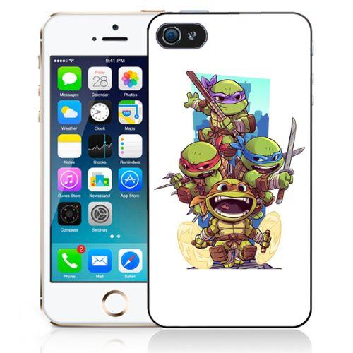coque iphone 7 tortue ninja