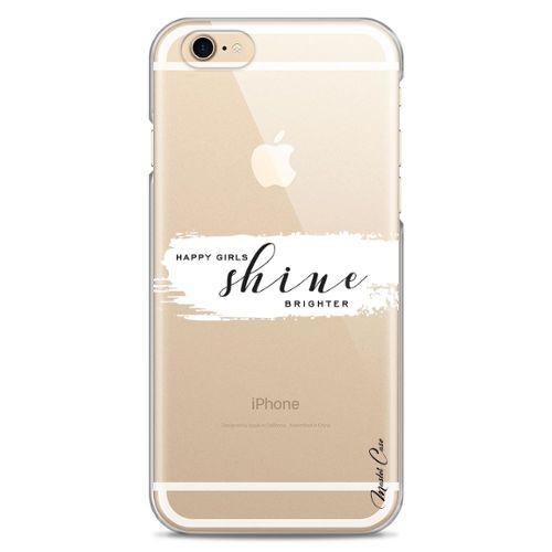 iphone 6 coque transparente avec motif