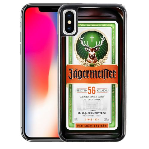 coque iphone 7 jagermeister