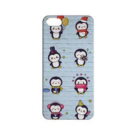 coque rigide compatible pour iphone 5c animal pingouin fun kawaii 17 1251346865 ML