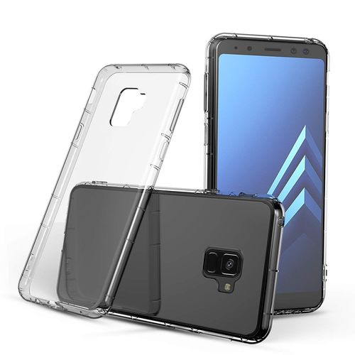 coque en silicone transparent samsung galaxy a8