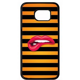 coque samsung galaxy s6 orange