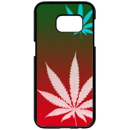 coque galaxy s7 cannabis