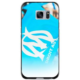Coque Samsung S6 Olympique De Marseille Om   Rakuten
