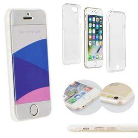 coque silicone transparente protection 360 integral avant arriere iphone 6 plus 6s plus 1109304158 ML