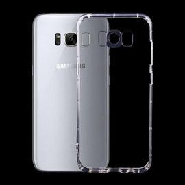 Coque Pour Samsung Galaxy S8 Transparent TPU étui de protection ...
