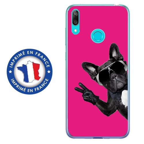 huawei y6 2019 coque animaux
