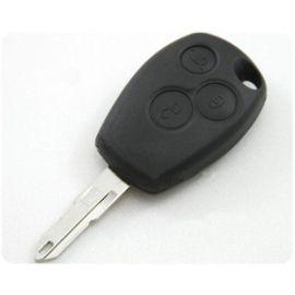 Coque de cle plip Renault 1 bouton Clio Megane Laguna Espace 1 bouton switch