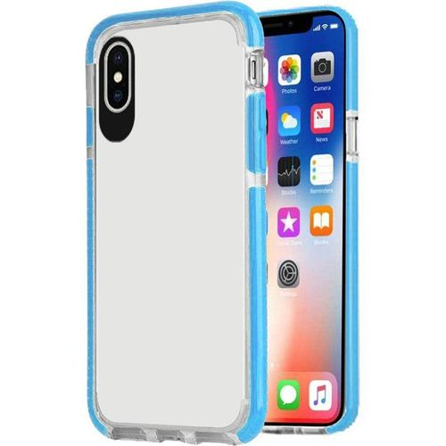 coque bleu iphone xr