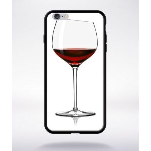 coque iphone 6 verre de vin