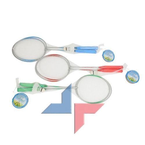 Lot de 2x Badminton Raquettes SET 2x VOLANTS avec sac de transport complet jeu