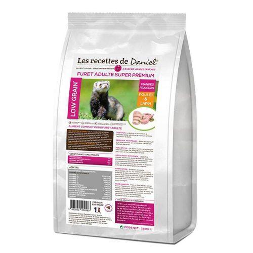 Croquettes Extra Furet 3.5kg Super Premium a la volaille ...