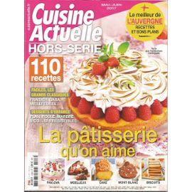 Cuisine Actuelle Hors Serie 128 Revues Rakuten