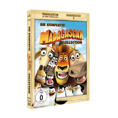 Madagascar 1 & 2  Special Edition