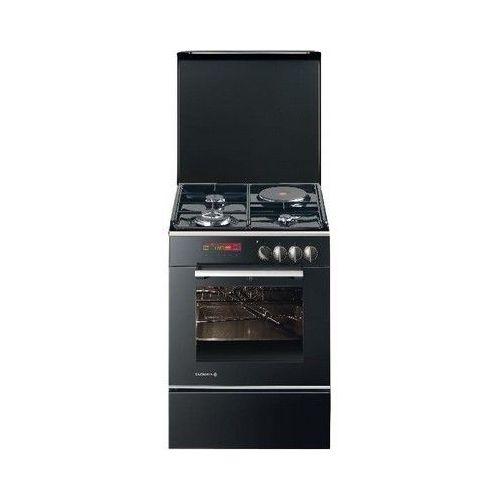 vente chaude en ligne d0b97 b67d7 De Dietrich DCM 1040 B - Cuisinière Mixte Pyrolyse