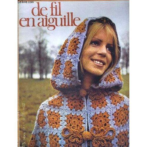 De Fil En Aiguille N 22 Smocks A La Mode Tricot Modele Crochet Crochet Broderie La Page Du Collectionneur Jouets Canevas