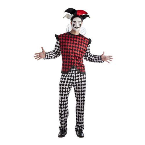 Homme Deluxe GRIM REAPER Masque Gants Adulte Halloween Fancy Dress Costume M L