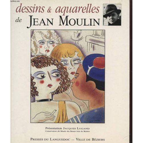 Dessins Et Aquarelles De Jean Moulin - Art et culture | Rakuten