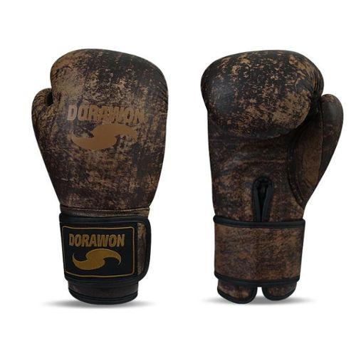 Dorawon Vintage Gants de Boxe Cuir Competition Mixte