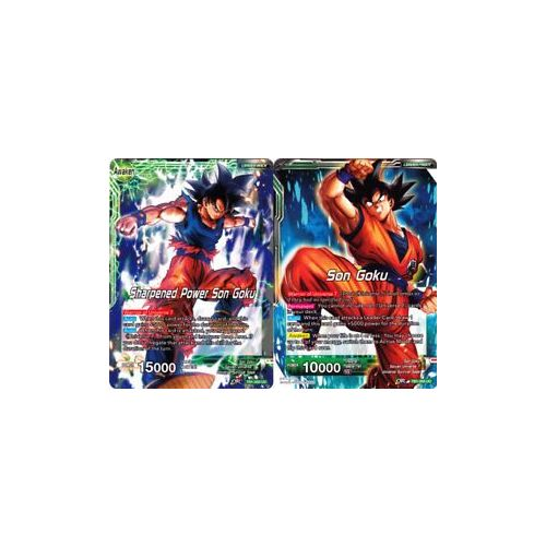 Lot de 4 Boosters dragon ball super card game Union force Neuf français Non trié