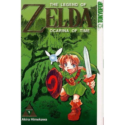 The Legend Of Zelda Ocarina Of Time 01