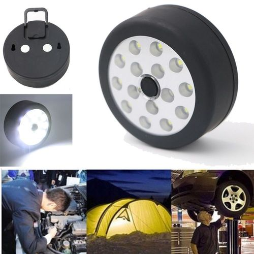 Gant lampe torche LED piles éclairage nuit Camping Randonnée pêche Sport vélo