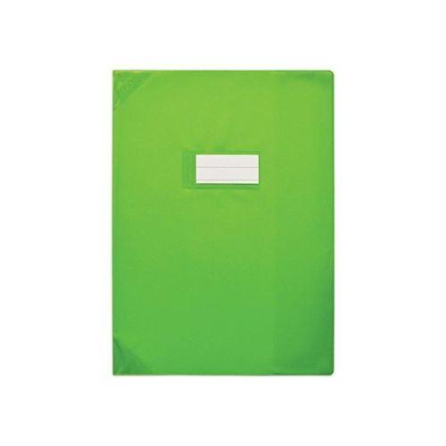 ELBA Prot/ège-cahier PVC 150 Strong Line 24x32 cm Translucide bleu