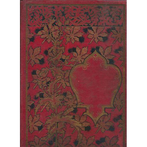 Qualité Aspect Cuir visiteurs livre en 2 couleurs rouge ou noir