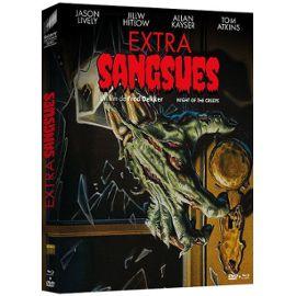 Extra Sangsues - Combo Blu-Ray + Dvd de Fred Dekker