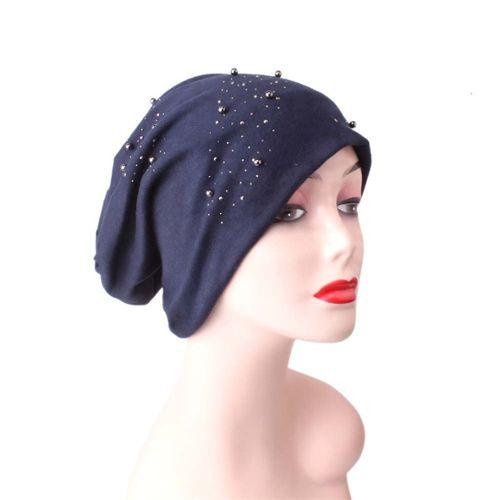 Bleu Hiver Bonnet Casquette de marin Bonnet watchcap Noir Olive O