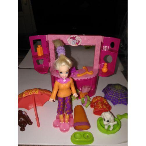 2x Anneau en caoutchouc Barbie Accessoire Poupée Étagère Natation Fille Elf Elfes Swim Duck Bouy
