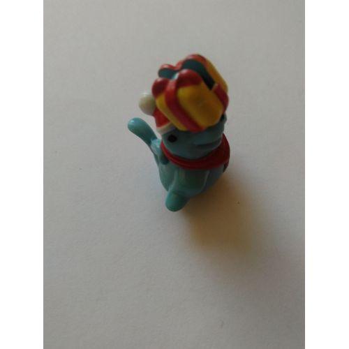 Figurine Rare Animaux Phoque Et Le Cadeau Kinder Bueno 3cm