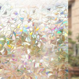 film pour vitre a motif film adh sif pour fen tre d coratif anti uv 45cm 200cm film a couleur