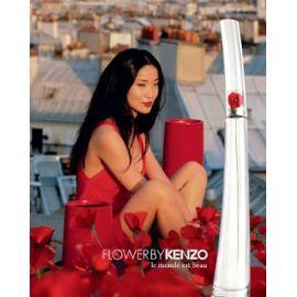 Publicité Parfum De Flower Et Achat Ken03 Kenzo Vente q54SAjLc3R
