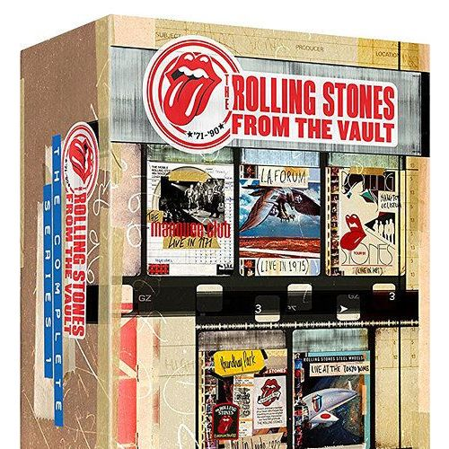 The Rolling Stones - From The Vault - The Complete Series 1 - Pack