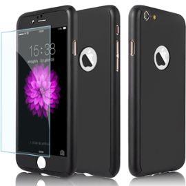 full etui coque verre trempe ecran film protection 360housse pour iphone 6 6s 1101759922 ML