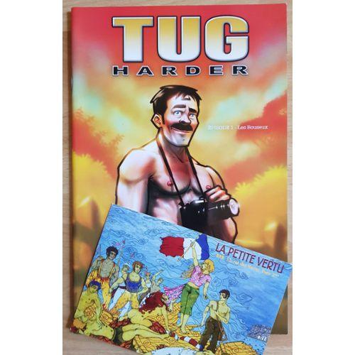 Gay Livre Revue Bd Dessin Comics Tug Harder N 1 Annee 2008