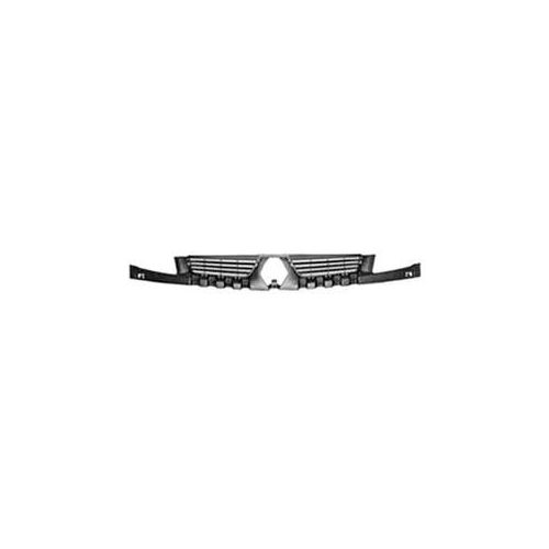 Vauxhall Insignia 08-13 Pare Choc Avant Grille Fog light cover Grill-N//S Gauche