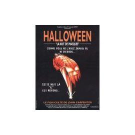 pourtant pas vulgaire tout à fait stylé photos officielles Halloween - la nuit des masques - john carpenter - jamie lee curtis -  affiche de cinéma pliée 120x160 cm - réimpréssion
