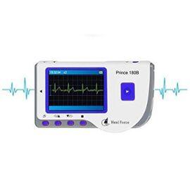Logiciel C�ble USB Lien Heal Force Prince-180B Facile portatif moniteur ECG