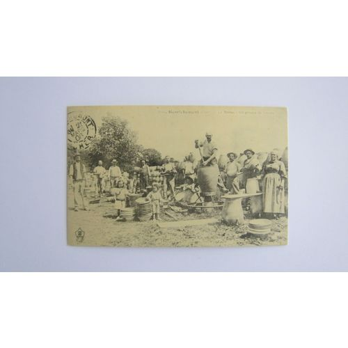 Carte postale  costume le quartier latin