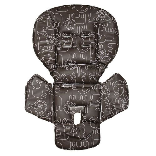 Housse chaise haute prima pappa peg perego savana cacao - Housse chaise haute universelle ...